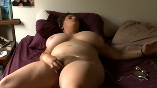 BBW, Beautiful, Masturbation