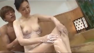 Asian, Mature, MILF, Stepmom