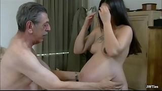 Big Boobs, Blowjob, Creampie, Daddy, Daughter, Grannies, Mature, Old and young, Pregnant