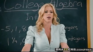 Anal, Big Ass, Big Boobs, Blonde, Fake, Fucking, Lingerie, Mature, MILF, Pornstar, School, Stepmom