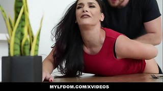 MYLFDOM - Submissive Mom Gets Spanked